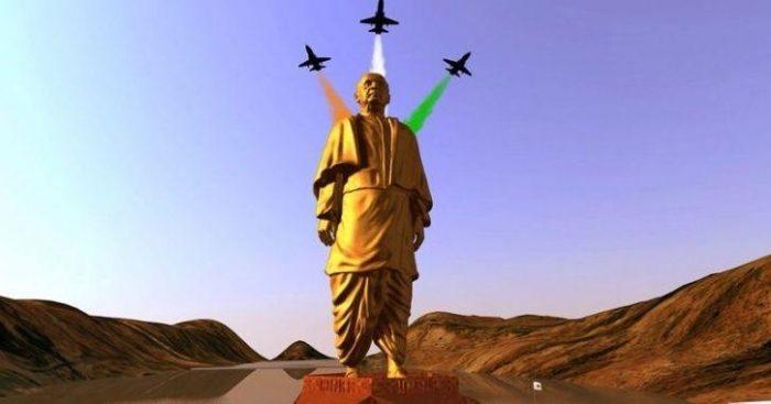 Индия вдигна най-високата статуя в света 2