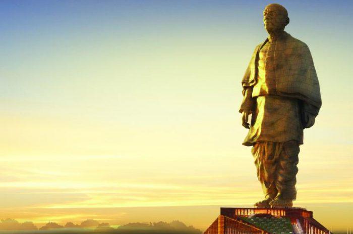 Индия вдигна най-високата статуя в света 4