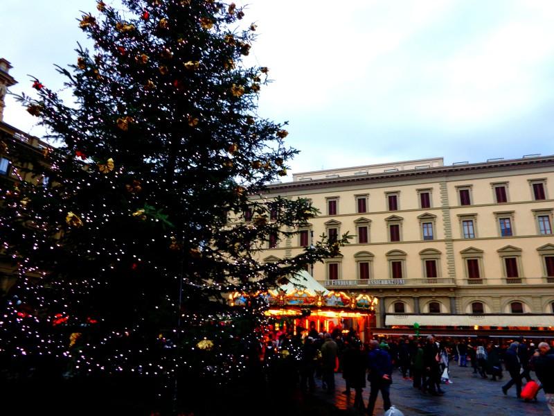 Коледните елхи на Тоскана 19