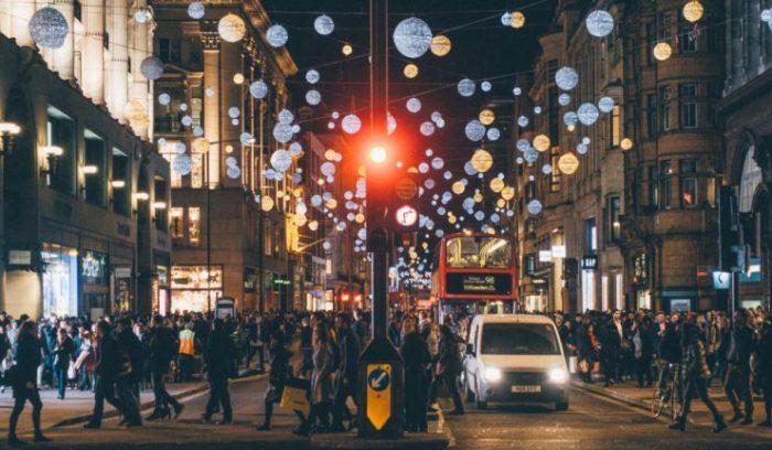 Лондон – градът с най-красива коледна украса 4