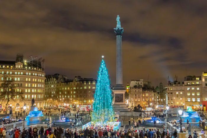 Лондон – градът с най-красива коледна украса 8