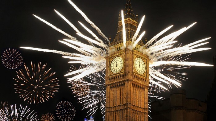 Новогодишните празници и как се празнуват по света 11