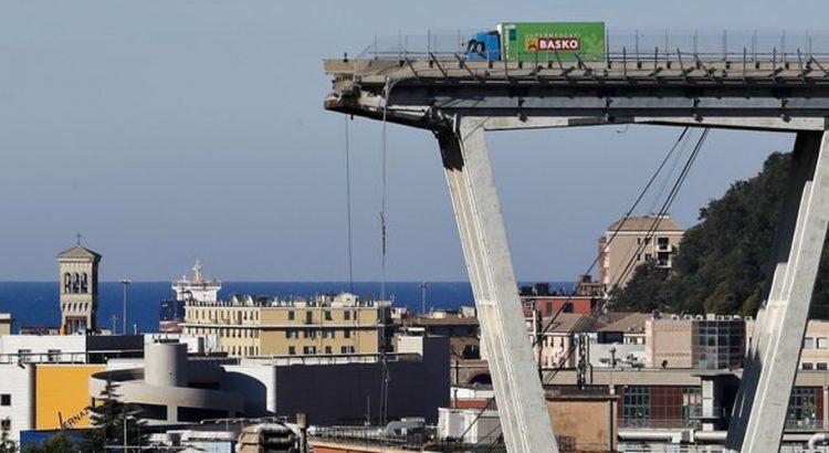 Новият мост в Генуа – прост, но не тривиален