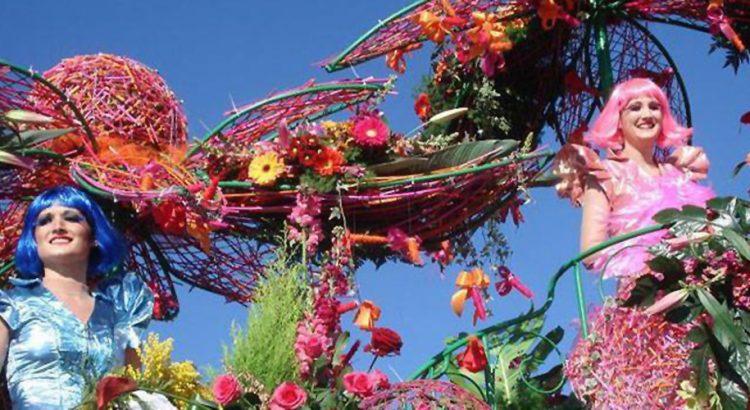 Красивият карнавал в Ница