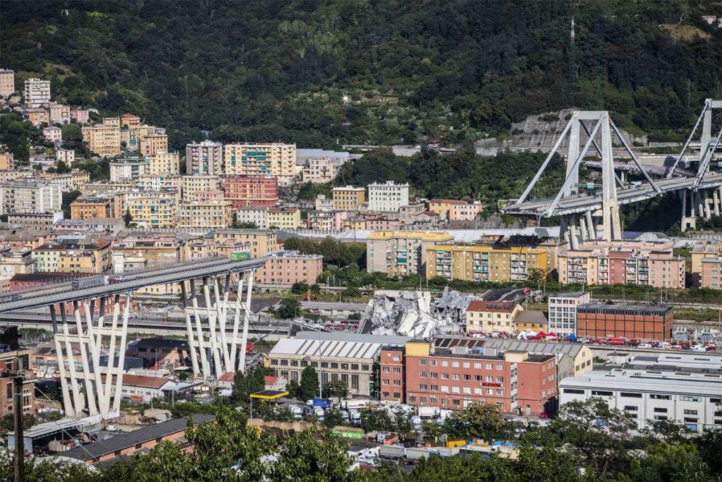 Новият мост в Генуа – прост, но не тривиален 2