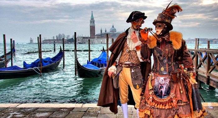 Карнавалът във Венеция – маски и безкрайни забавления 2