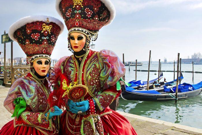 Карнавалът във Венеция – маски и безкрайни забавления 3