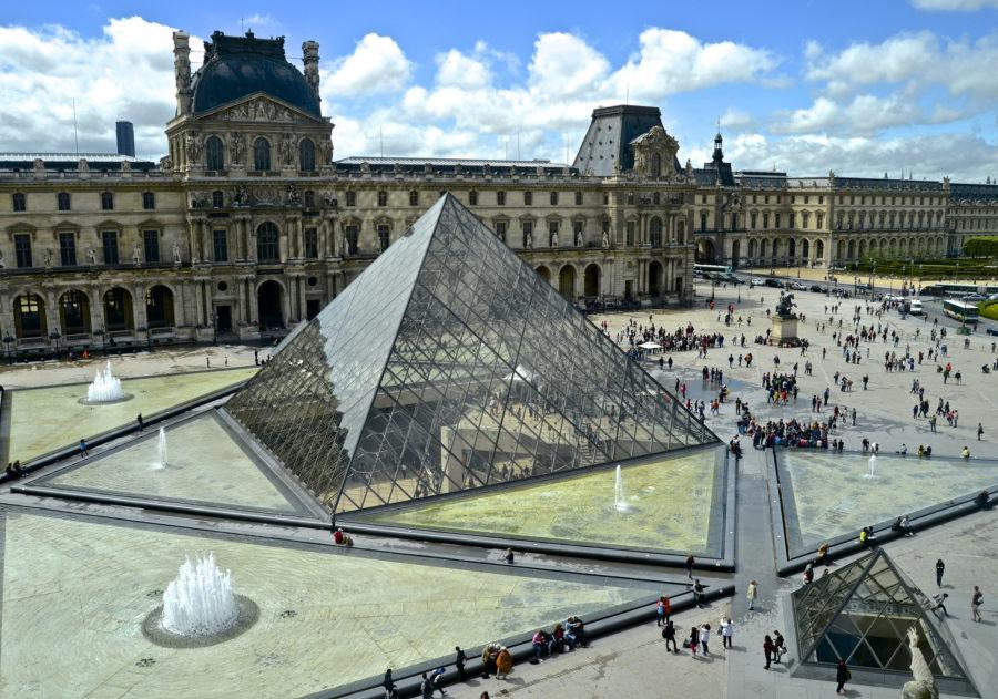 Лувърът се похвали с рекордните 10 милиона посетители 2
