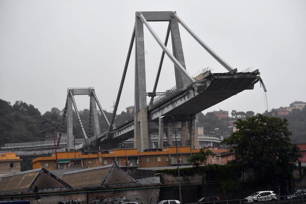 Новият мост в Генуа – прост, но не тривиален 1