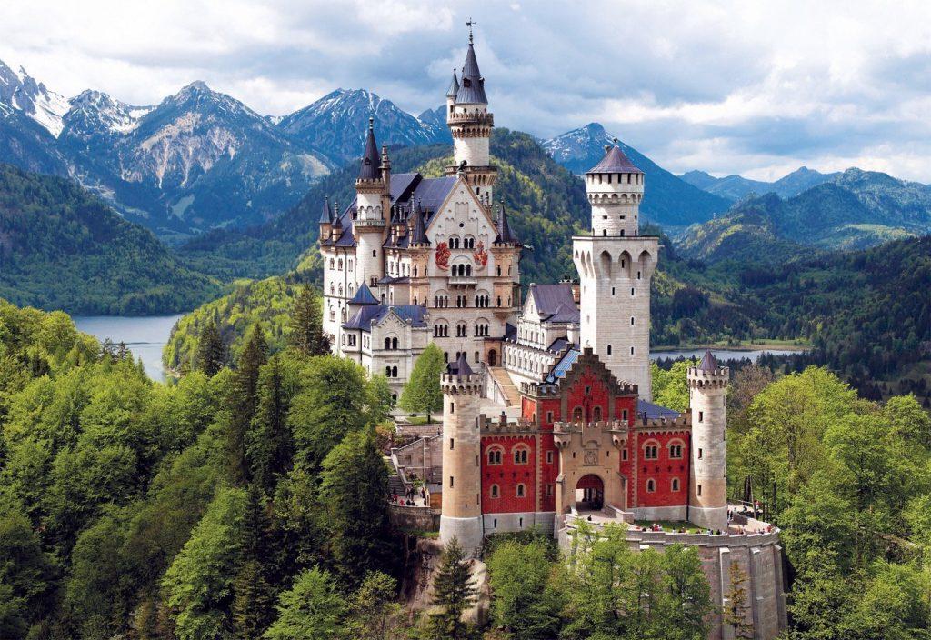 10-те най-красиви замъци в Европа, които трябва да посетите 3