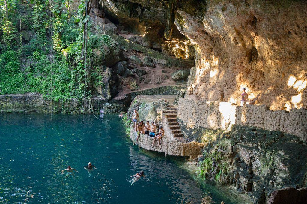Юкатан – тропическият рай на маите 8