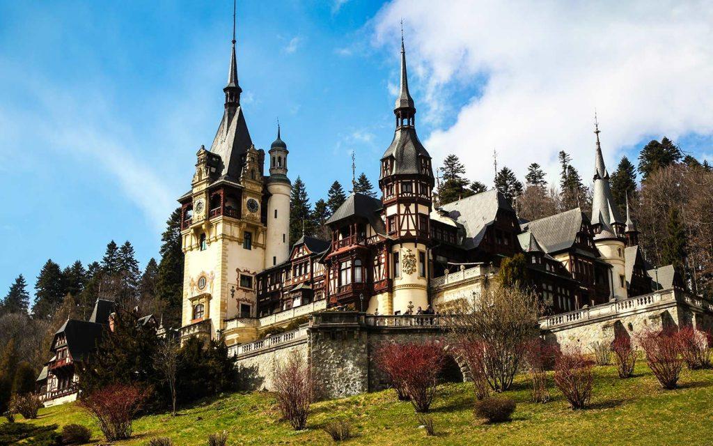 10-те най-красиви замъци в Европа, които трябва да посетите 1