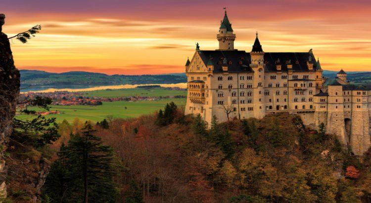 10-те най-красиви замъци в Европа, които трябва да посетите
