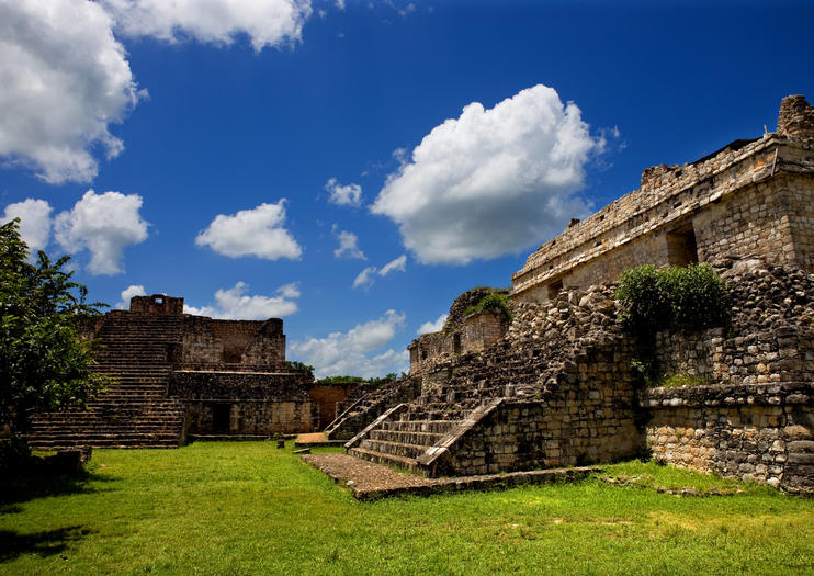 Юкатан – тропическият рай на маите 6