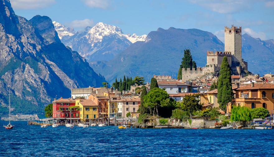Красотата на Италия 9
