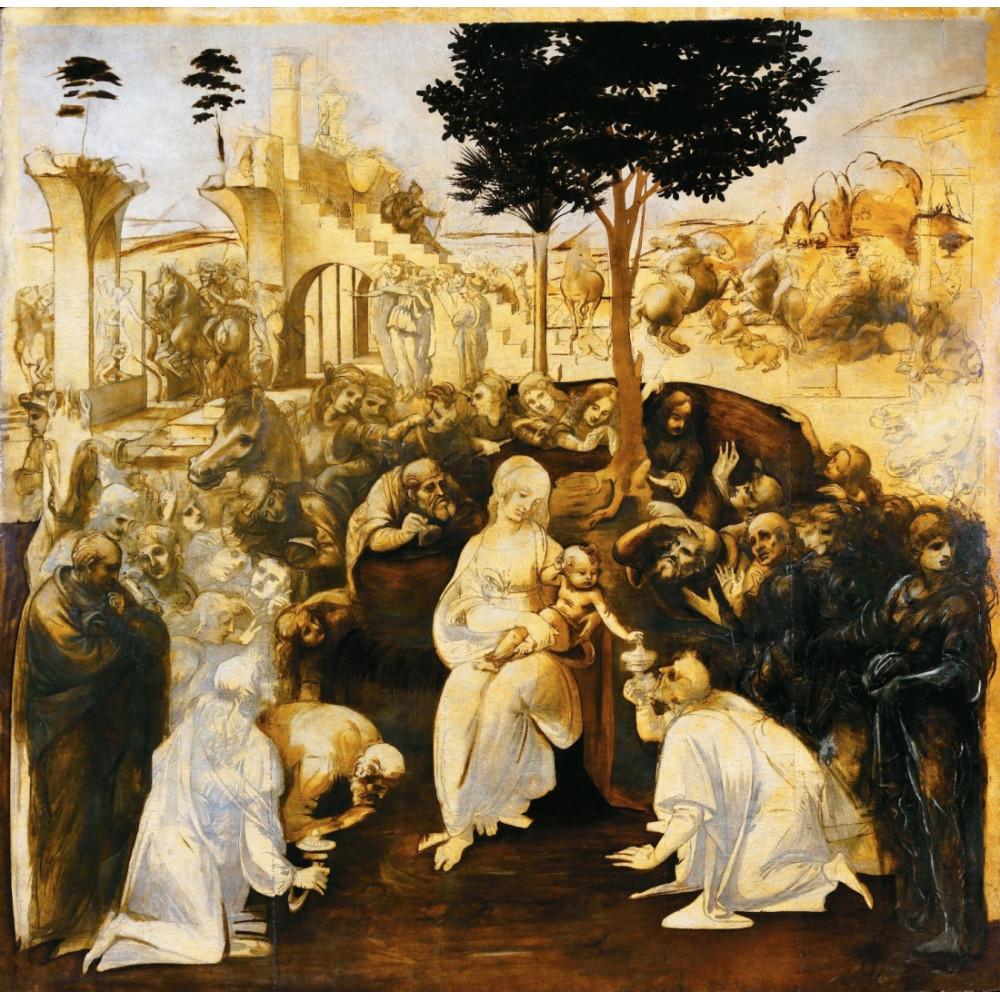 Ще се отложи ли изложбата на Леонардо да Винчи в Лувъра? 2