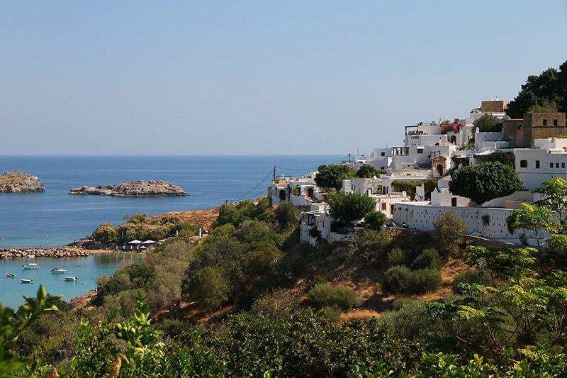 Всичко за гръцките острови 1