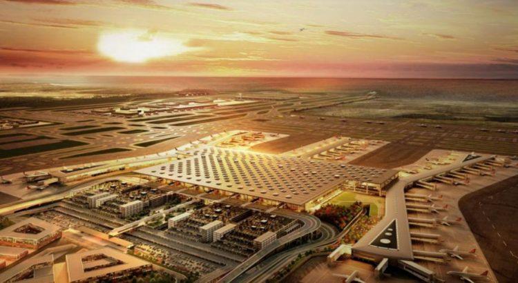 Новото мегалетище в Истанбул