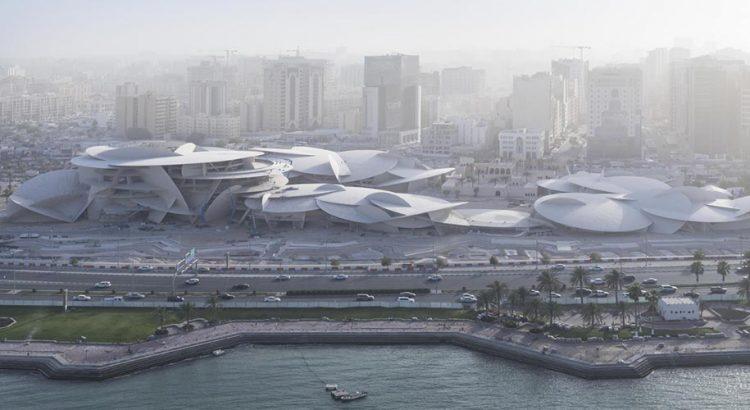 Откриване на Националния музей на Катар