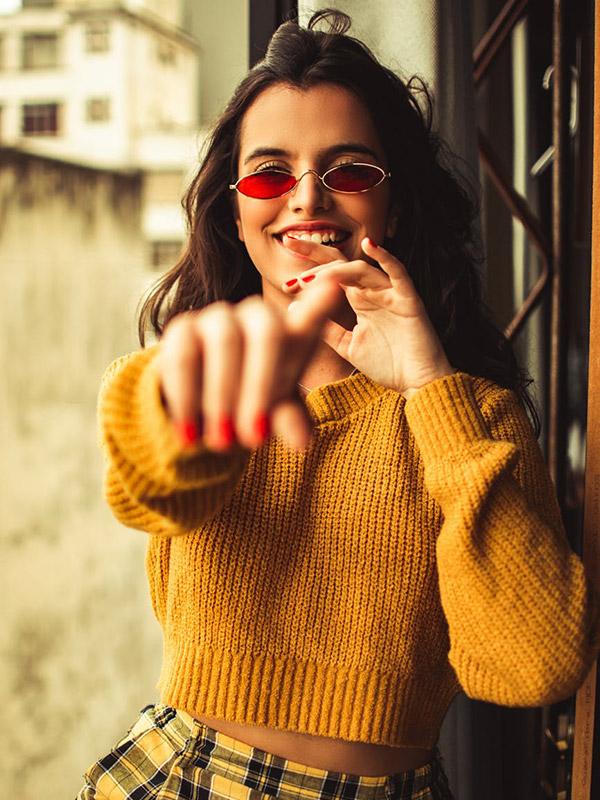 Модните тенденции за слънчеви очила на лято 2019 13