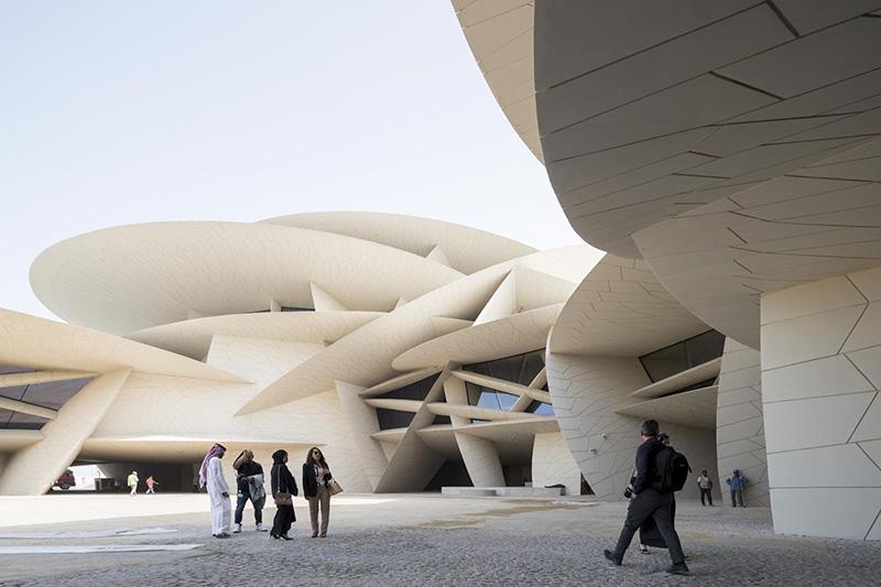 Откриване на Националния музей на Катар - 3