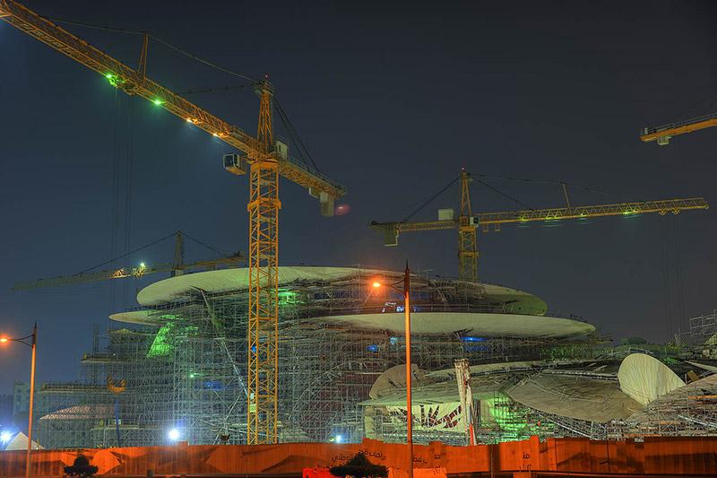 Откриване на Националния музей на Катар - 2