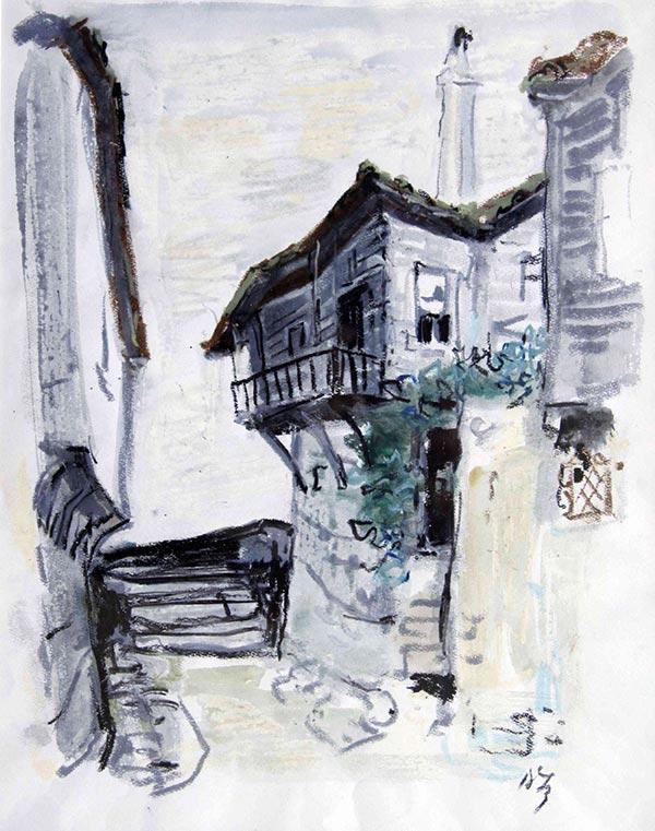 Българска живопис в Париж 2