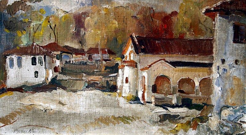 Българска живопис в Париж 1