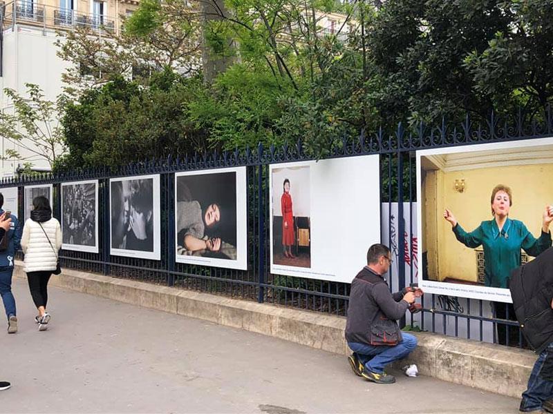 Българска живопис в Париж 5