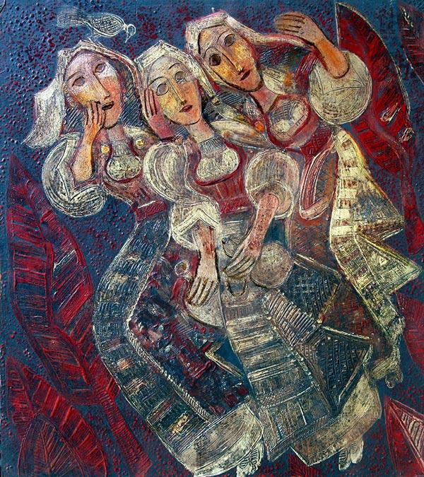 Българска живопис в Париж 4