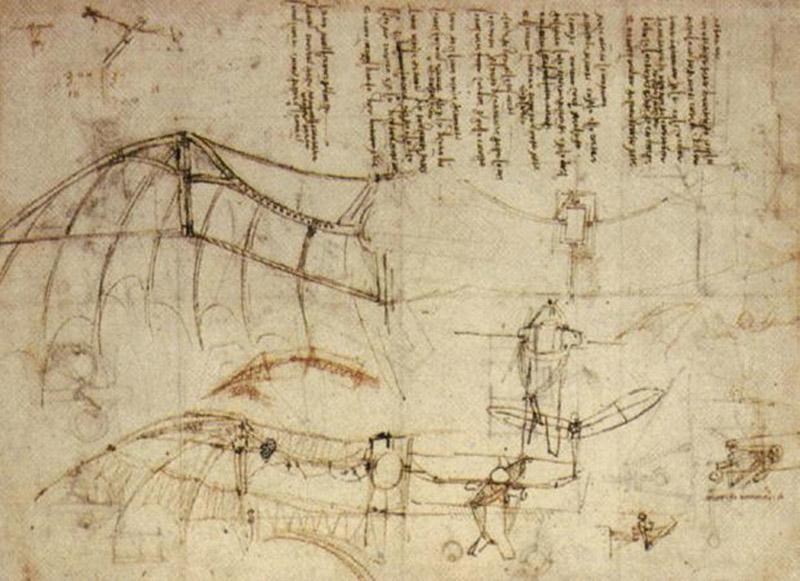 Честваме 500 години от смъртта на Леонардо да Винчи 3