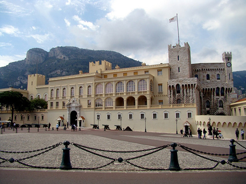 Монако - скритите съкровища на княжеския дворец 6