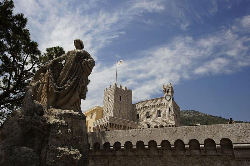 Монако - скритите съкровища на княжеския дворец 4