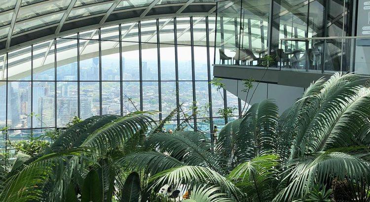 Небесните градини на Лондон
