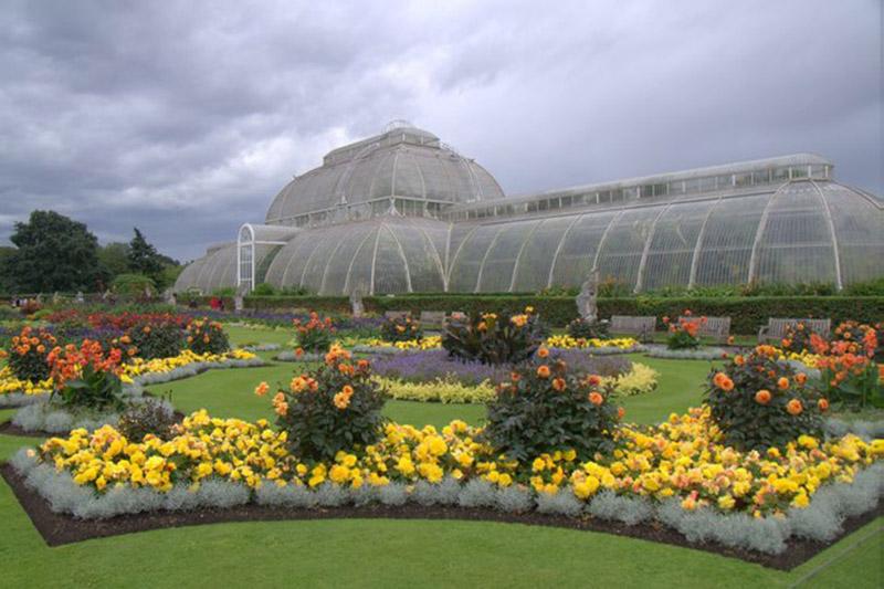 Цветни градини: Кои са най-красивите по света 3