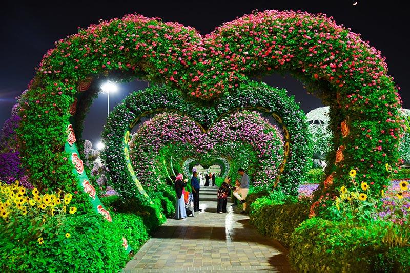 Цветни градини: Кои са най-красивите по света 4