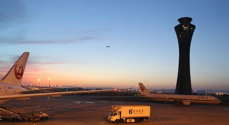 Пекин ще открие през октомври най-голямото летище на планетата
