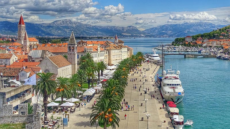 Причини да отидем на почивка в Хърватия 1