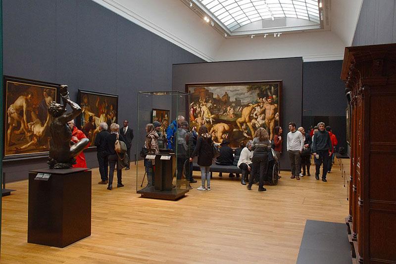"""Рембранд и реставрирането на неговата """"Нощна стража"""" 3"""