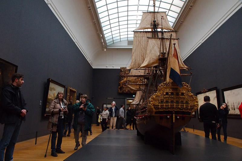 """Рембранд и реставрирането на неговата """"Нощна стража"""" 5"""