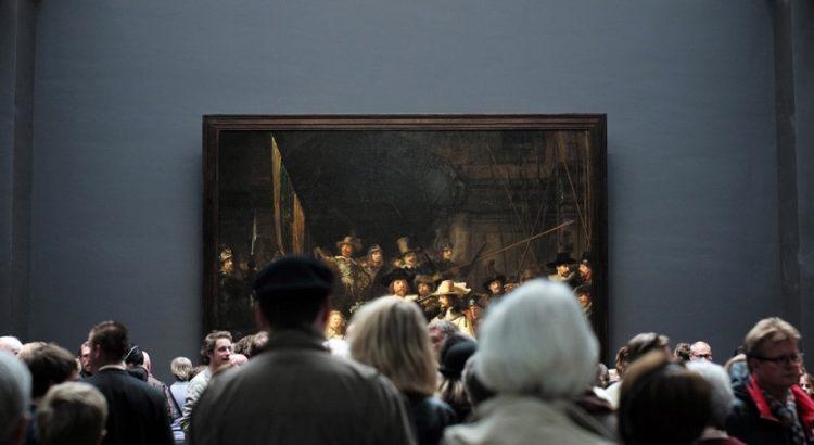 """Рембранд и реставрирането на неговата """"Нощна стража"""""""