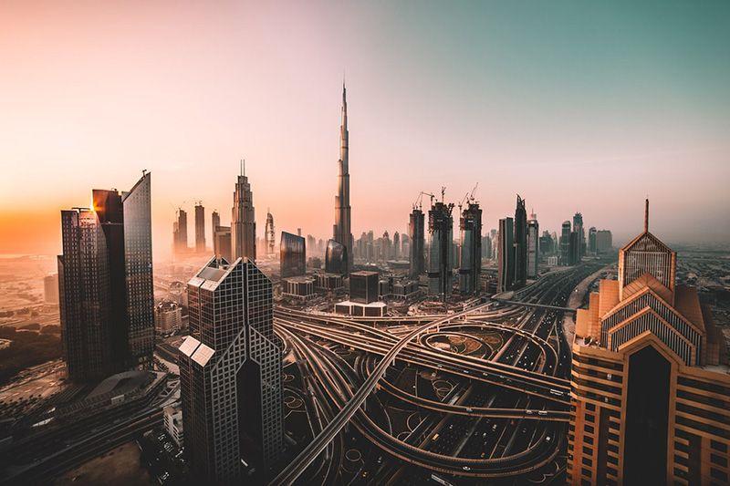 Световното изложение в Дубай 2