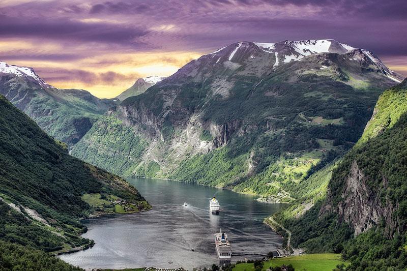 Фиордите на Норвегия 1
