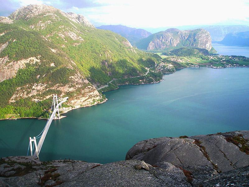 Фиордите на Норвегия 7