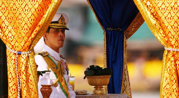 Кралят на Тайланд – екстравагантен и богат