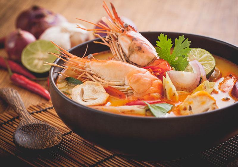 Тайландска кухня 3