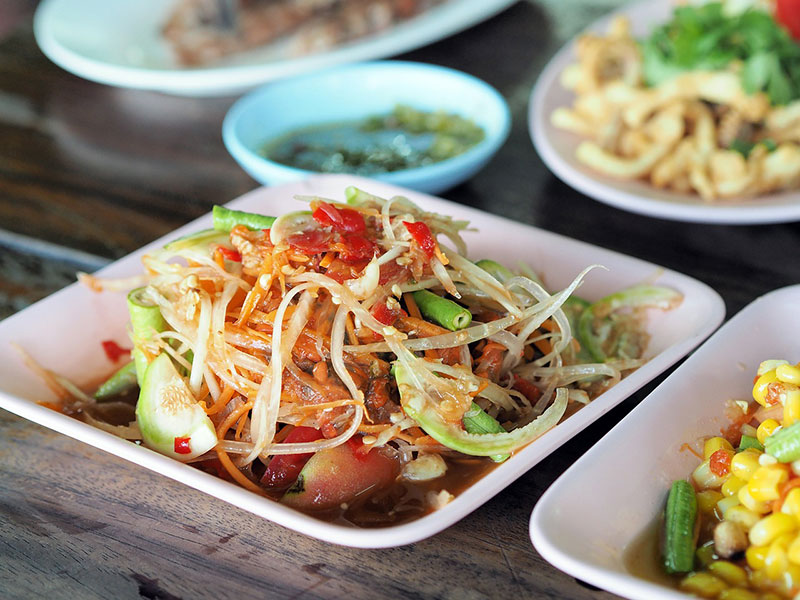 Тайландска кухня 6