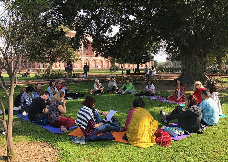 Духовно пътешествие в Индия - част 1 7