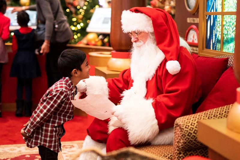 Легендата за Дядо Коледа 3