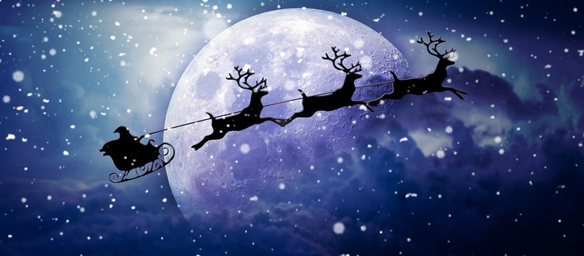 Легендата за Дядо Коледа
